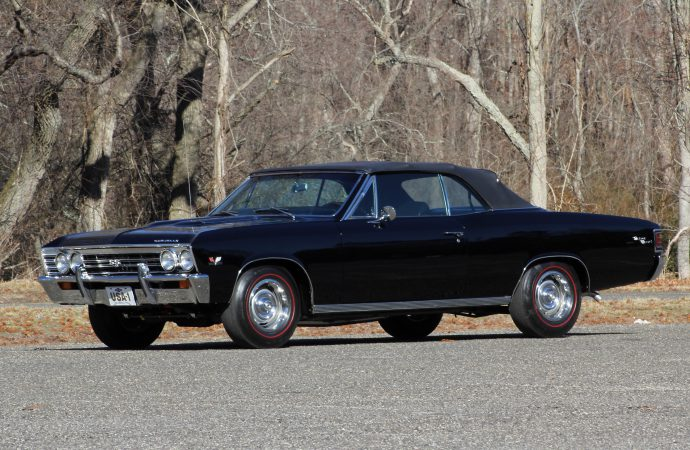 Countdown to Barrett-Jackson Palm Beach: Classic Chevelles