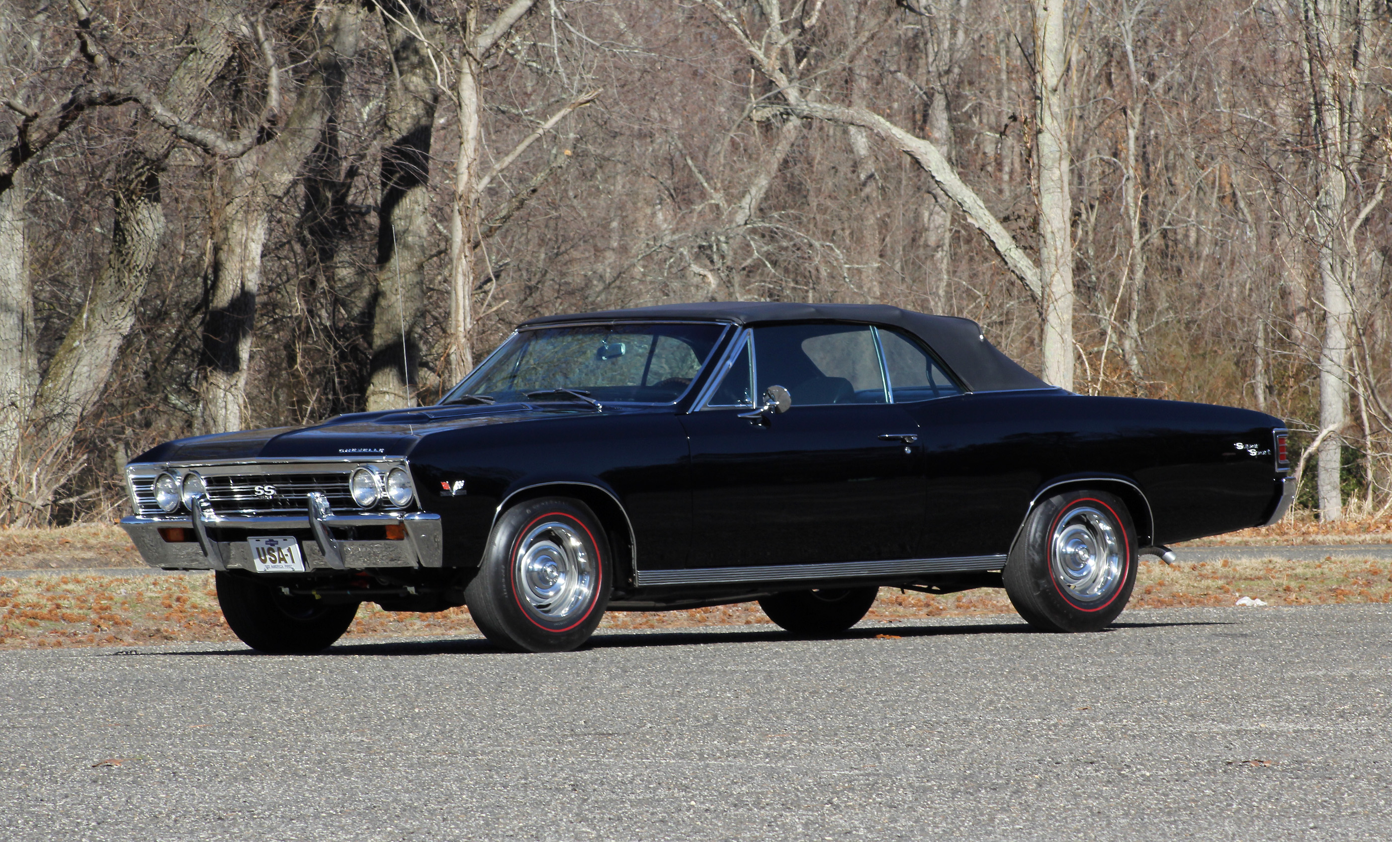 Countdown to Barrett-Jackson Palm Beach: Classic Chevelles ...