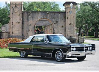 Countdown to Barrett-Jackson Palm Beach: 1967 Chrysler 300 convertible