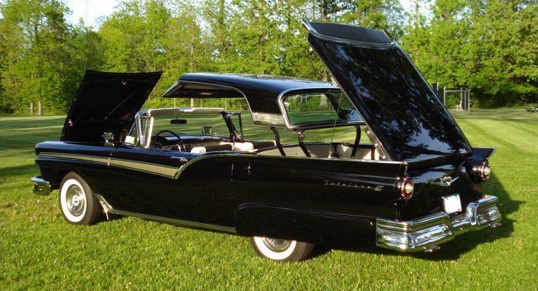 My Classic Car: Gene's 1957 Ford Skyliner