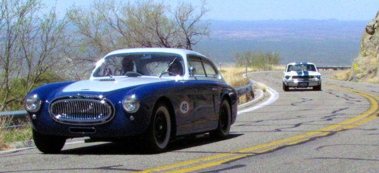 Copperstate 1000 rally celebrates 25 years in style