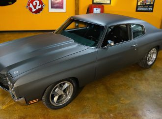Fast and Furious Chevelle going from big screen to Leake auction block