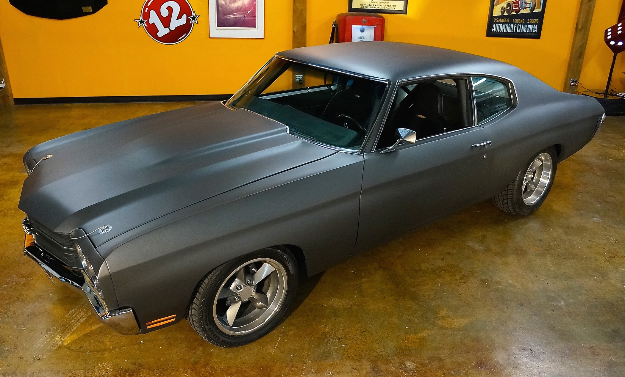 Fast and Furious Chevelle going from big screen to Leake auction ...