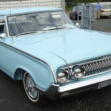 My Classic Car: Ray's 1964 Mercury Meteor
