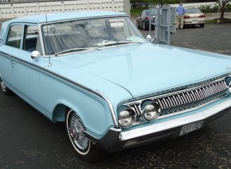 My Classic Car: Ray's 1964 Mercury Meteor