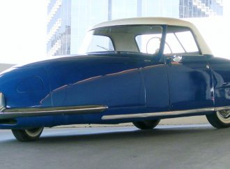Petersen Museum launches 'crowd-fund' effort to restore oddball three-wheeled car