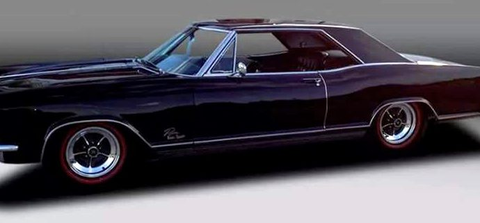 My Classic Car: Arnold's grandfather's 1965 Buick Riviera