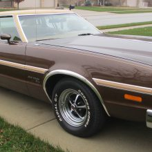My Classic Car: Jack's 1974 Ford Torino Elite