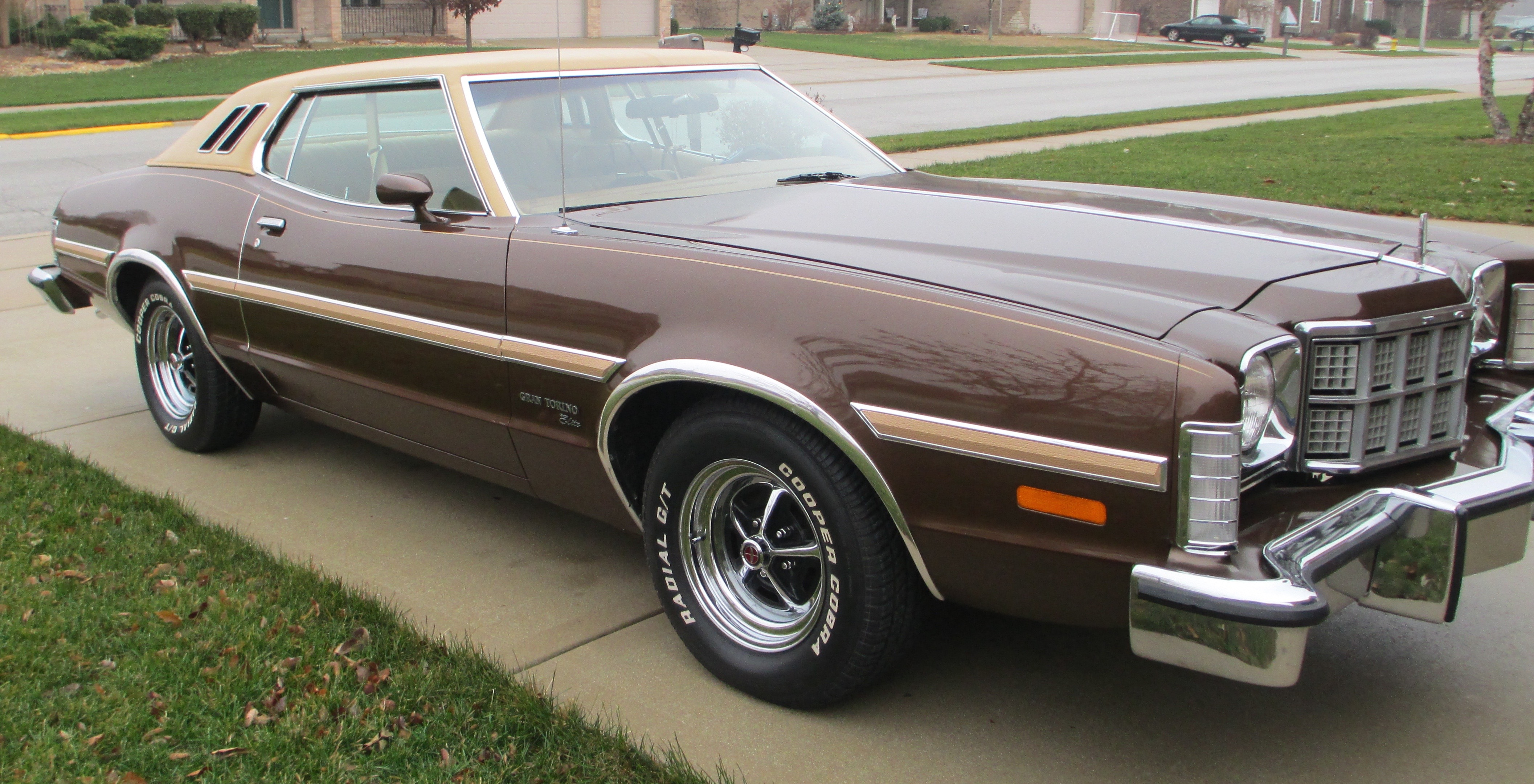 My Classic Car Jacks  Ford Torino Elite