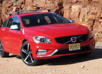 Driven: Volvo V60 T6 R-Design wagon