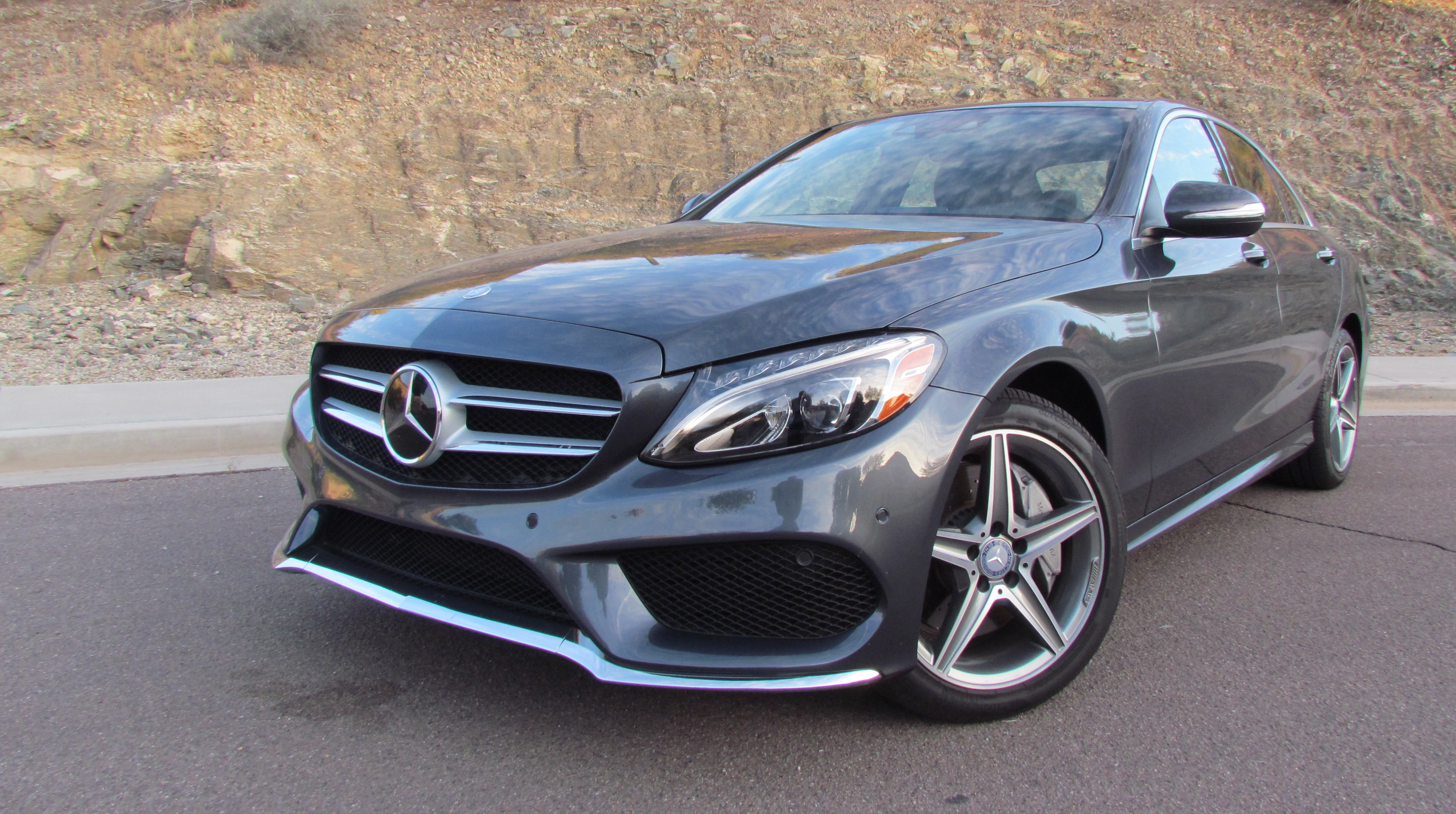 Driven: 2015 Mercedes-Benz C400 | ClassicCars.com Journal