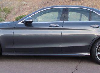 Driven: 2015 Mercedes-Benz C400