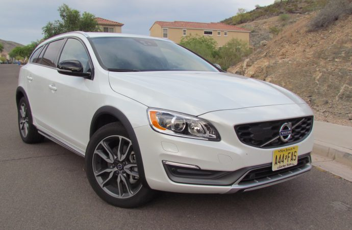 Driven: 2015 Volvo V60 T5 AWD Cross Country