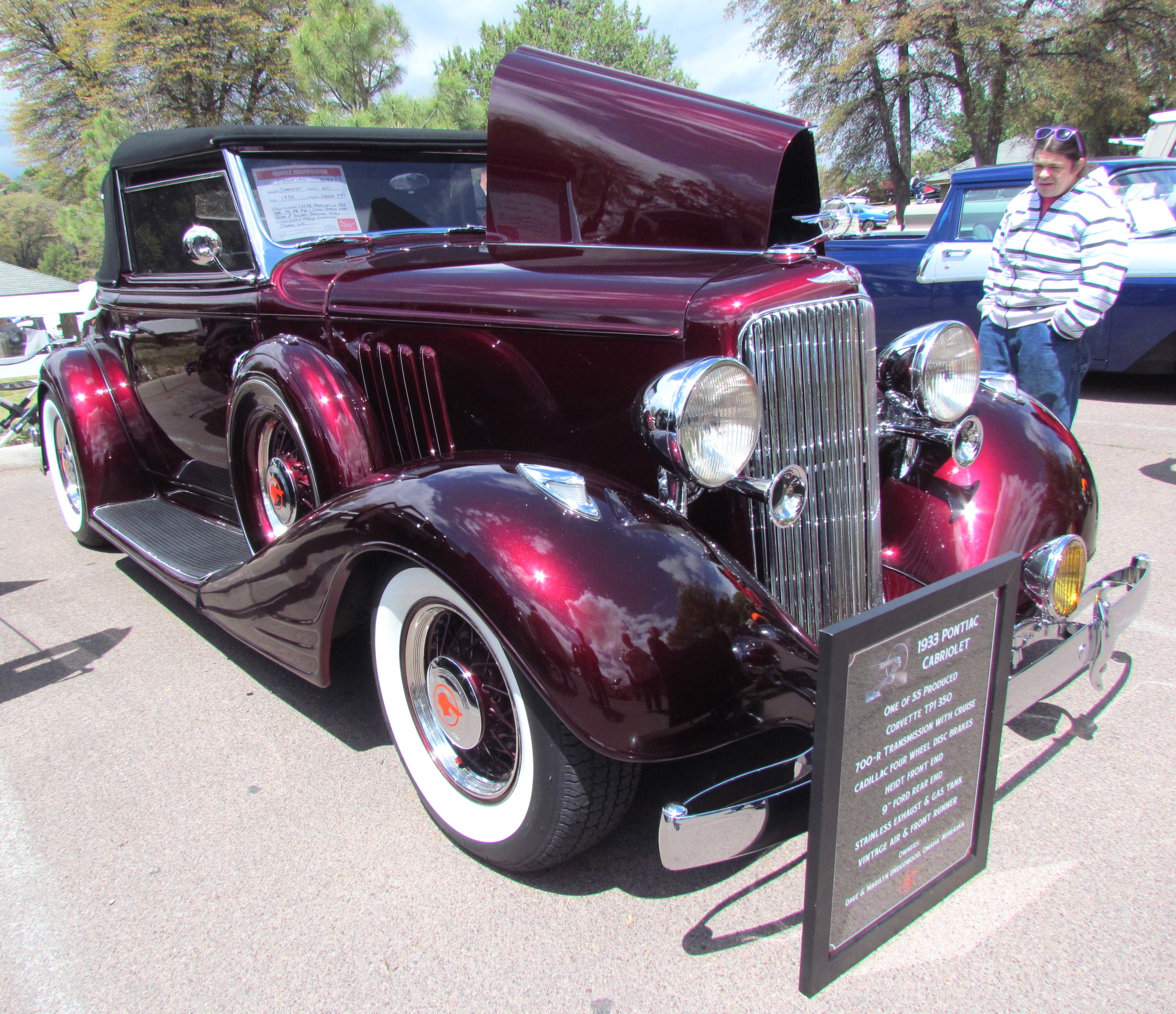 Eye Candy: 22nd Annual Beeline Cruise-In At Payson