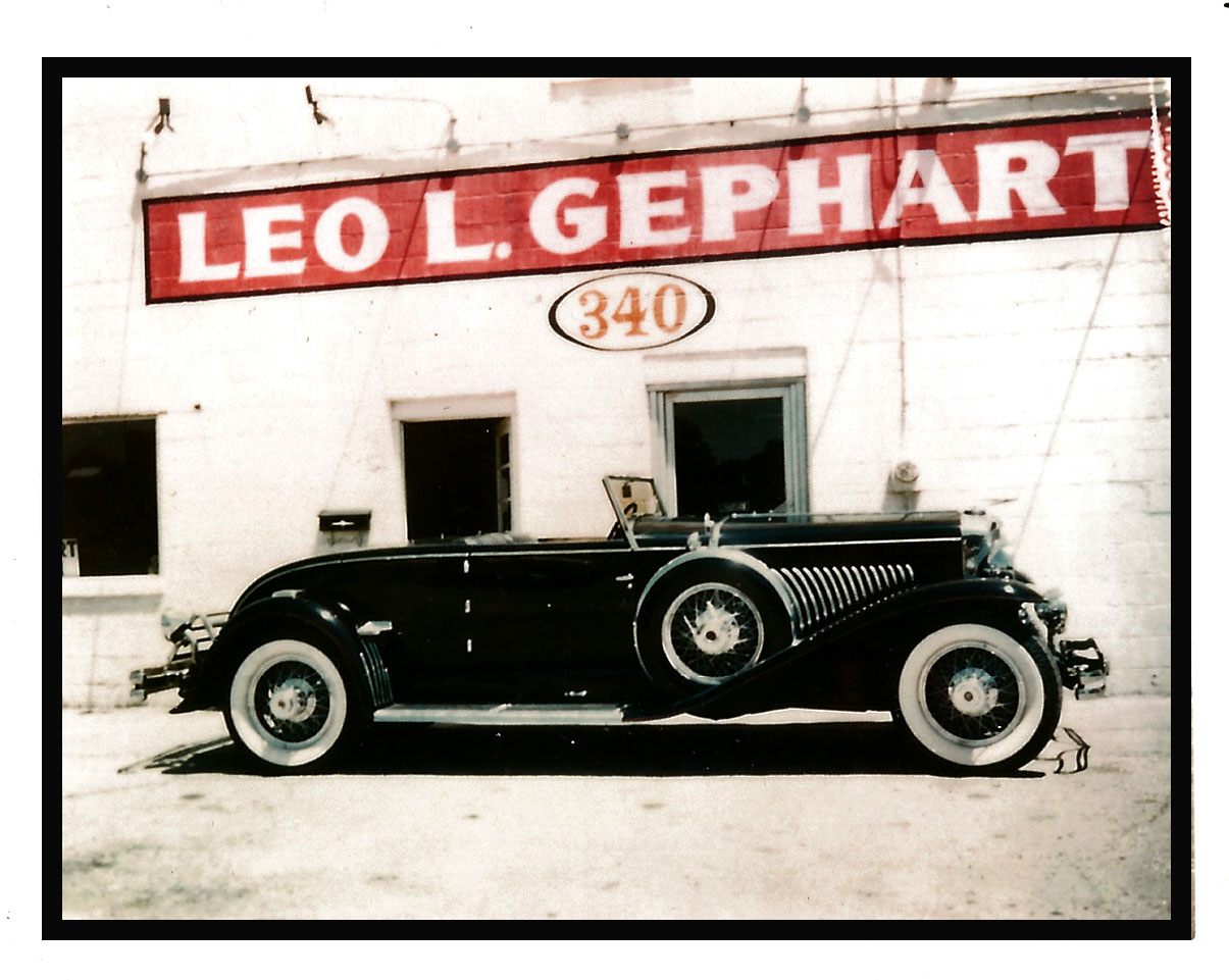 Classic car pioneer Leo Gephart remembered - ClassicCars.com Journal