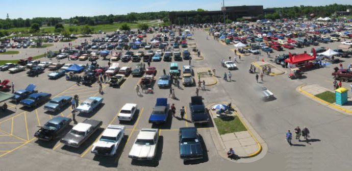 Olds Homecoming moving to new location