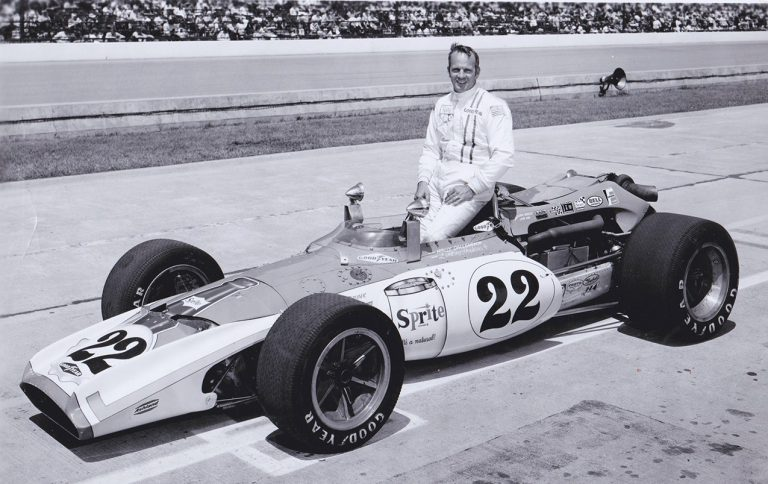 Classic Profile: Wally Dallenbach Sr. Indy cars