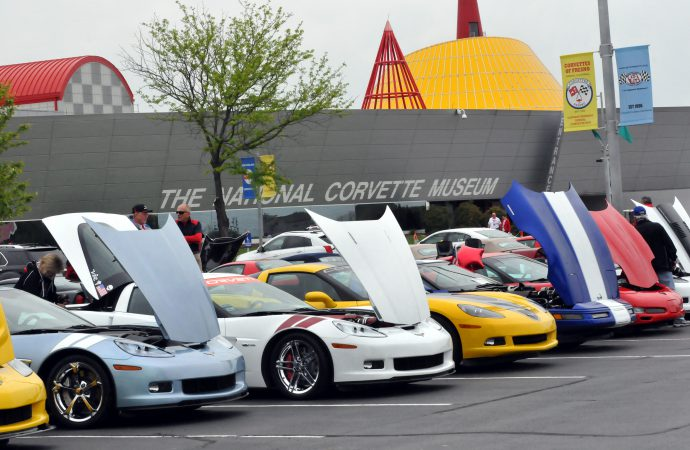 Corvette museum hosts its annual Bash