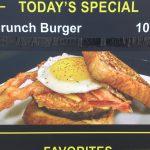 bburger sign