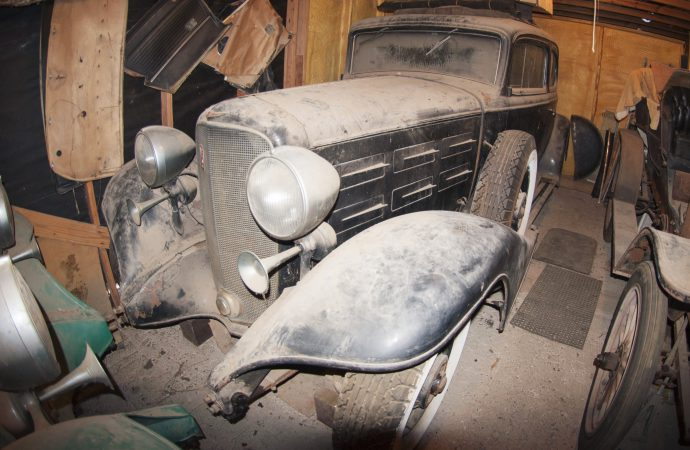 'Barn-find' collection set for Motostalgia auction at Indy