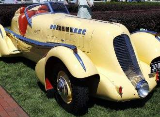 2016 Arizona Concours invites automobile entries
