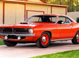 1970 Hemi 'Cuda with just 81 miles heads for auction