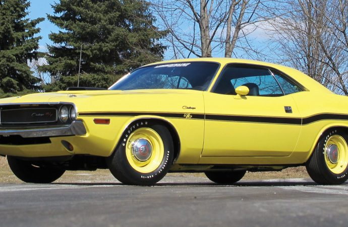 Muscle cars and motorcycles highlight Auburn auction