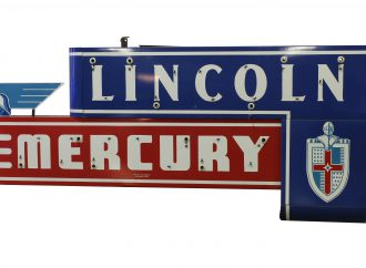 Walker sign collection brings $4.65 million