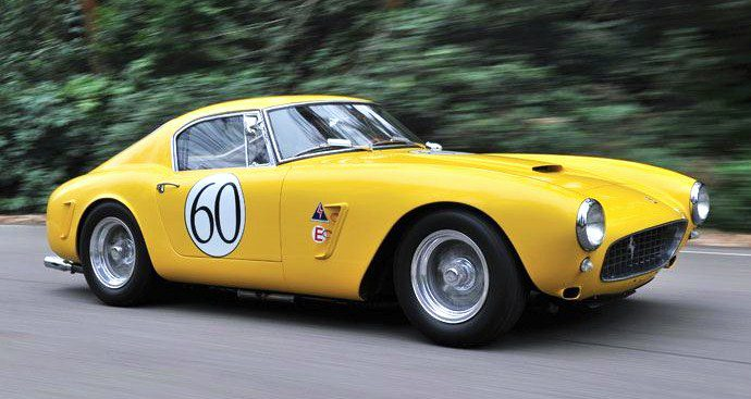 Ferrari 250 GT racer tops RM Sotheby's auction in Italy