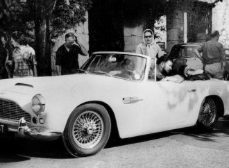 Peter Ustinov's Aston Martin stars in Bonhams' sale