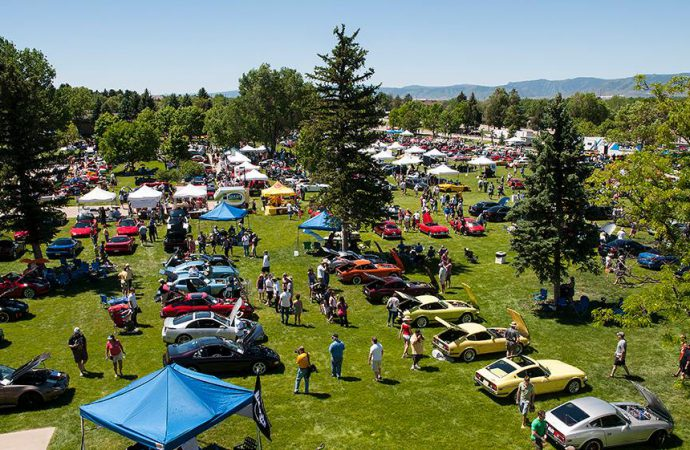 Bondurant, Brock to visit 32nd annual Colorado concours