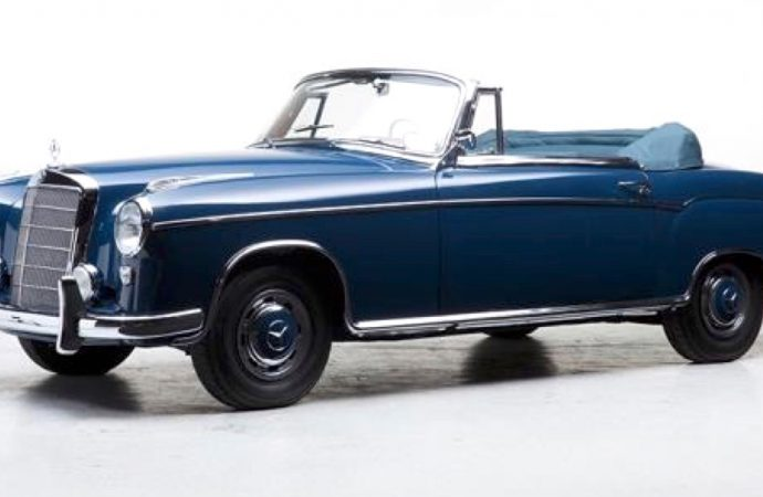 German auction house plans all-American car sale