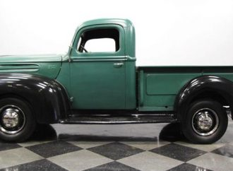 1945 Ford pickup truck