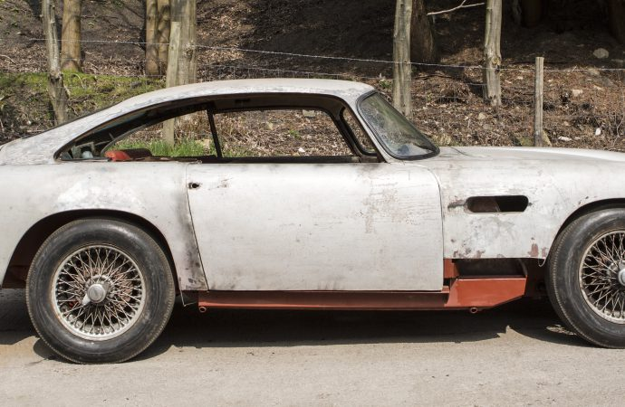 Bonhams annual Aston Works auction sets record