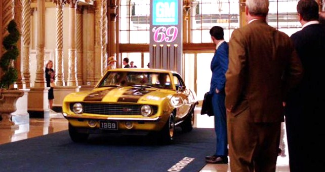 5 most significant cars of Mad Men