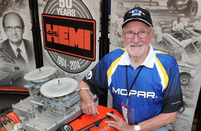 Tom Hoover, 'godfather of 426 Hemi,' dies at 85