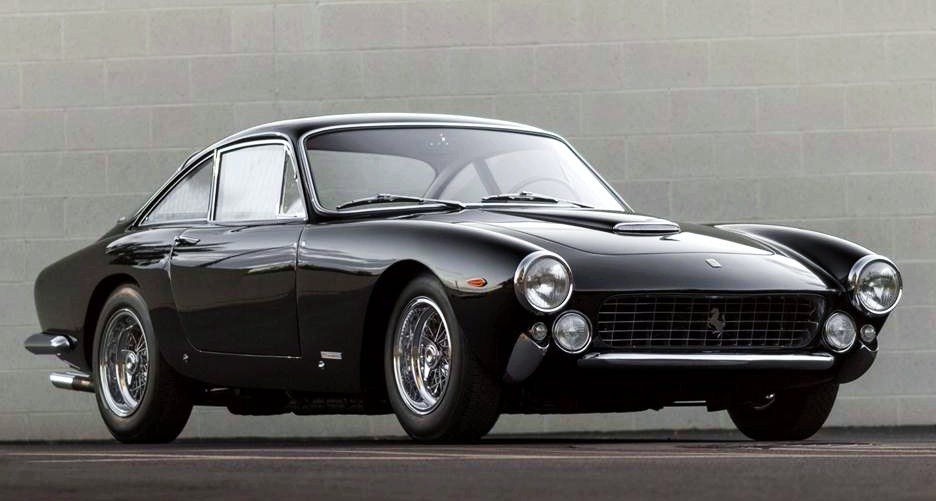 The beautiful 1963 Ferrari 250GT/L Berlinetta Lusso comes from Adam Levine's collection | Russo and Steele