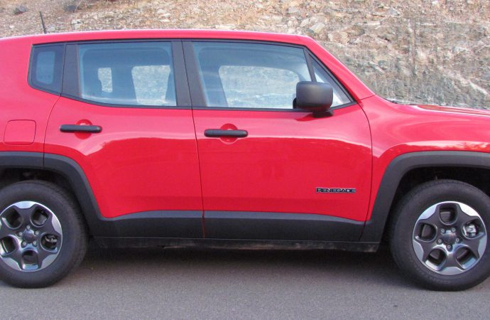 Driven: 2015 Jeep Renegade Sport