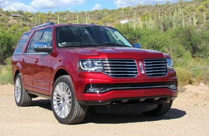 Driven: 2015 Lincoln Navigator