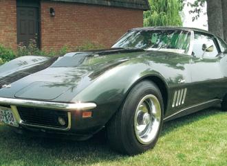 Unrestored Corvette L88 at Mecum Auction