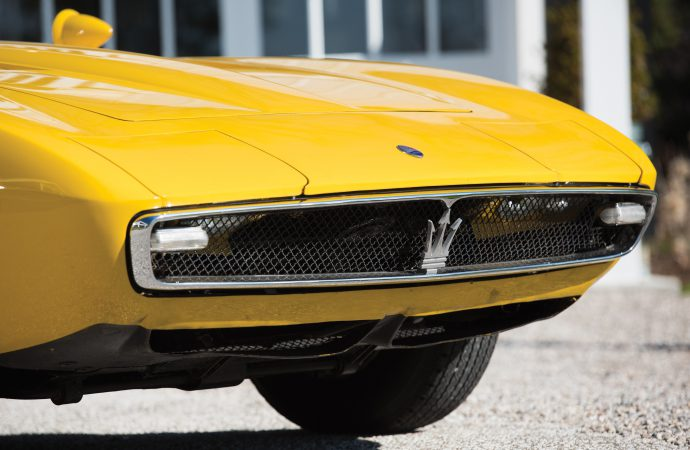 Maserati, Ferrari prototypes set for RM Sotheby's Monterey auction