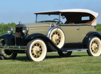 Model A Club tour to visit Owls Head Museum