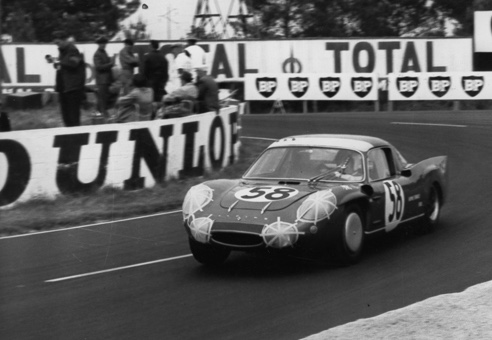 1966 Alpine raced twice at Le Mans | Artcurial Motorcars photos