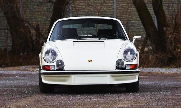 A valuable 1973 Porsche 911 RS 2.7 is among the offerings at the Greenwich auction | Bonhams