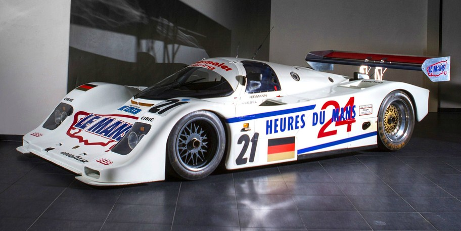 The Porsche 962 C endurance racer came from single ownership | Bonhams