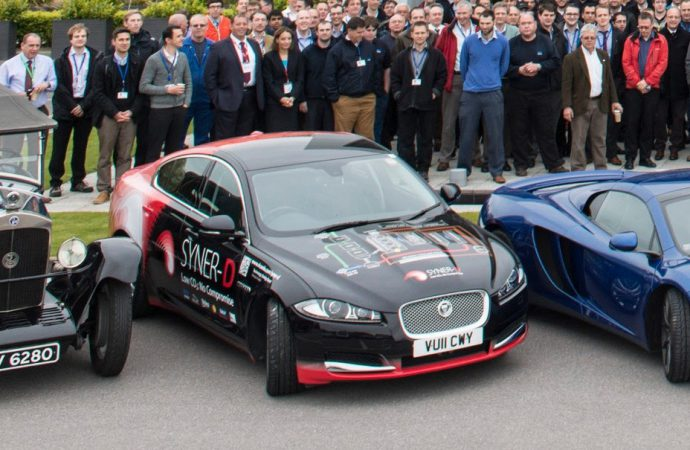 Round-the-world challenge showcases a century of automotive technology