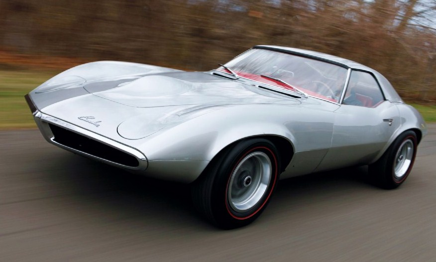 The 1964 Pontiac Banshee previewed future GM styling trends | Dragone Auction