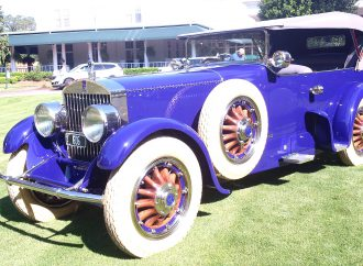 Pinehurst best of show car has Hollywood history