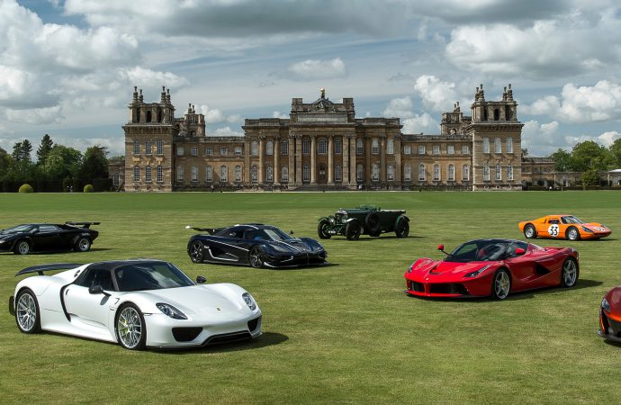 Salon Prive previews its new venue