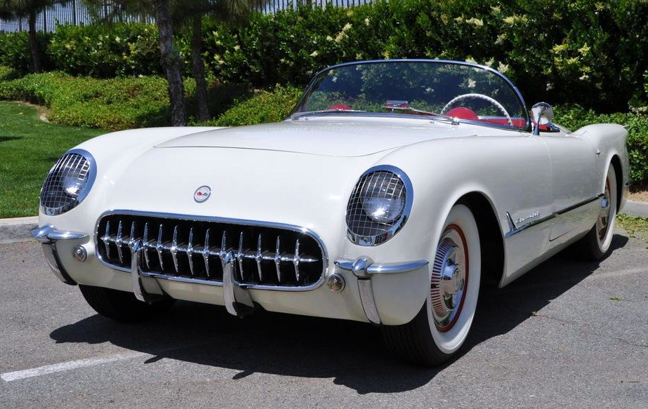 Early Corvette was owned by singer Richard Carpenter